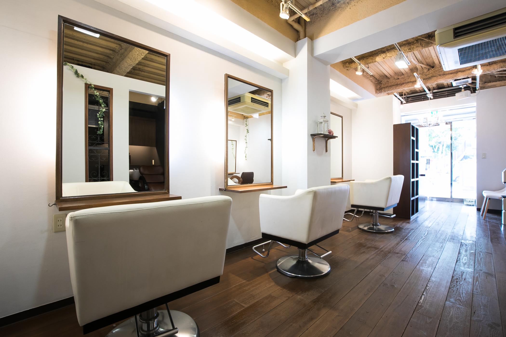 高円寺美容室
